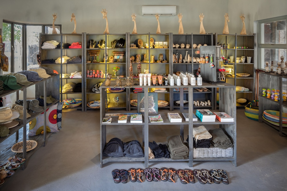 Gift Shop, Simbavati River Lodge