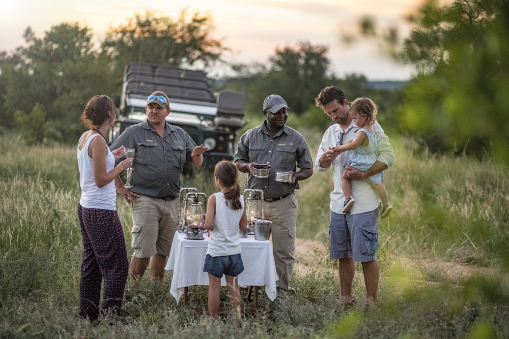 Safari, Simbavati River Lodge