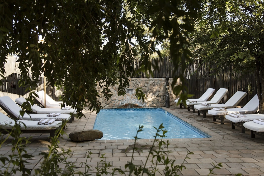 Outdoor Pool, Simbavati River Lodge