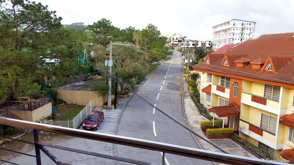 View from Property, Gardenville Hotel