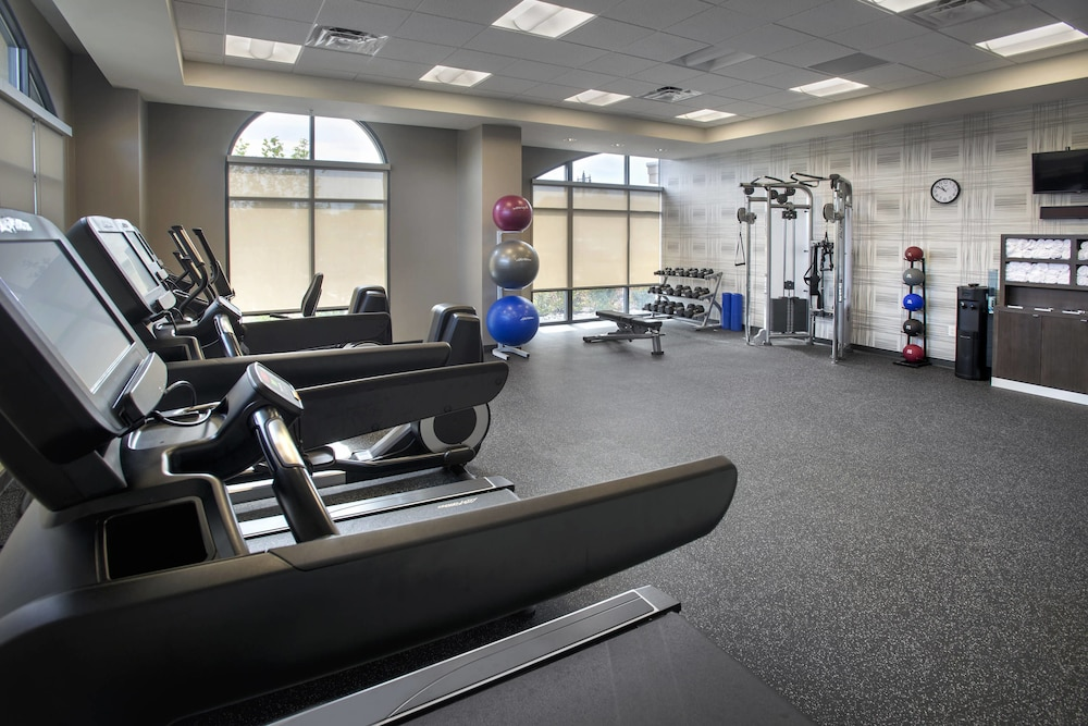 Fitness Facility, Courtyard by Marriott Philadelphia Lansdale