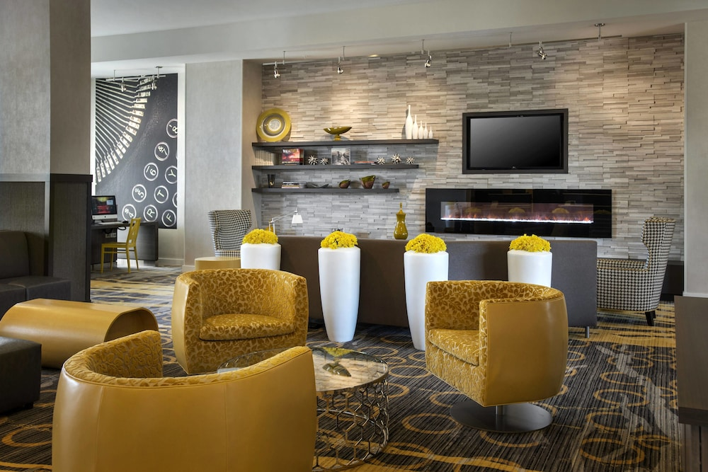 Lobby, Courtyard by Marriott Philadelphia Lansdale
