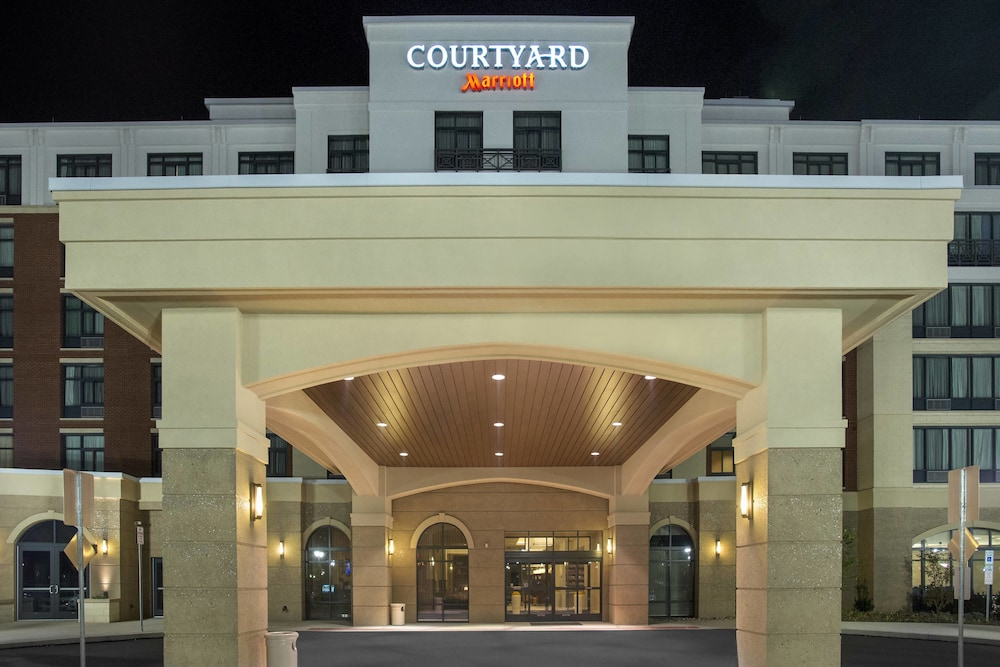 Exterior, Courtyard by Marriott Philadelphia Lansdale