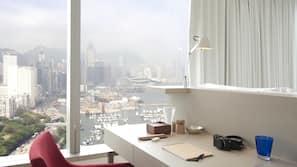 โต๊ะทำงาน, ผ้าม่านกันแสง, เปล/เตียงเด็กอ่อน (ฟรี), บริการ WiFi ฟรี
