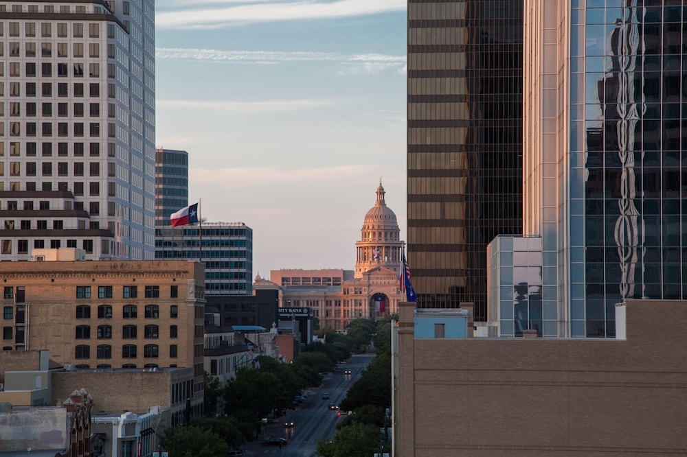 View from Property, JW Marriott Austin
