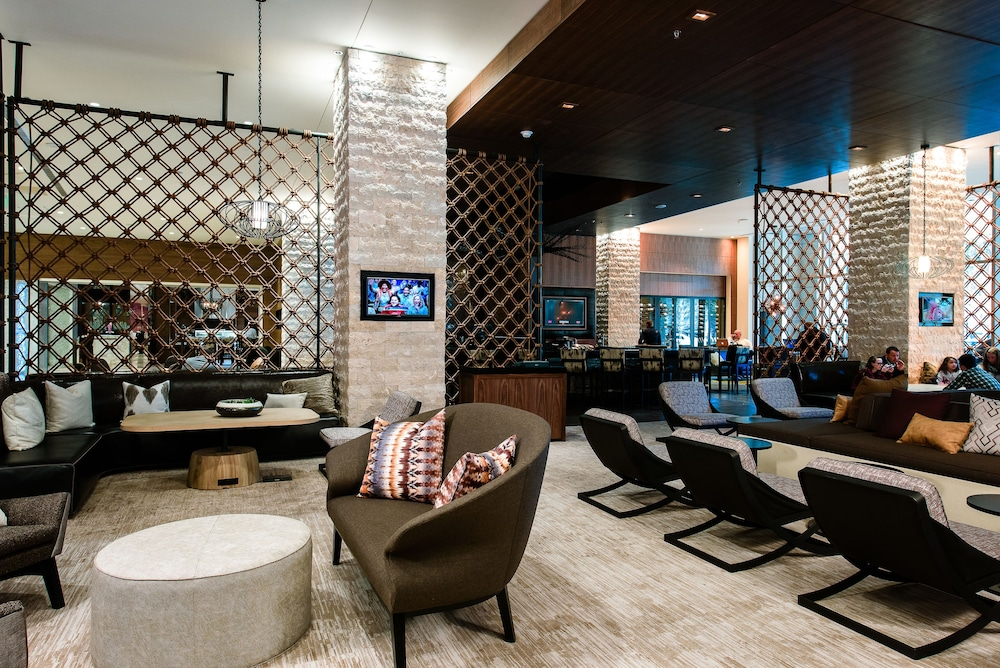 Lobby Sitting Area, JW Marriott Austin