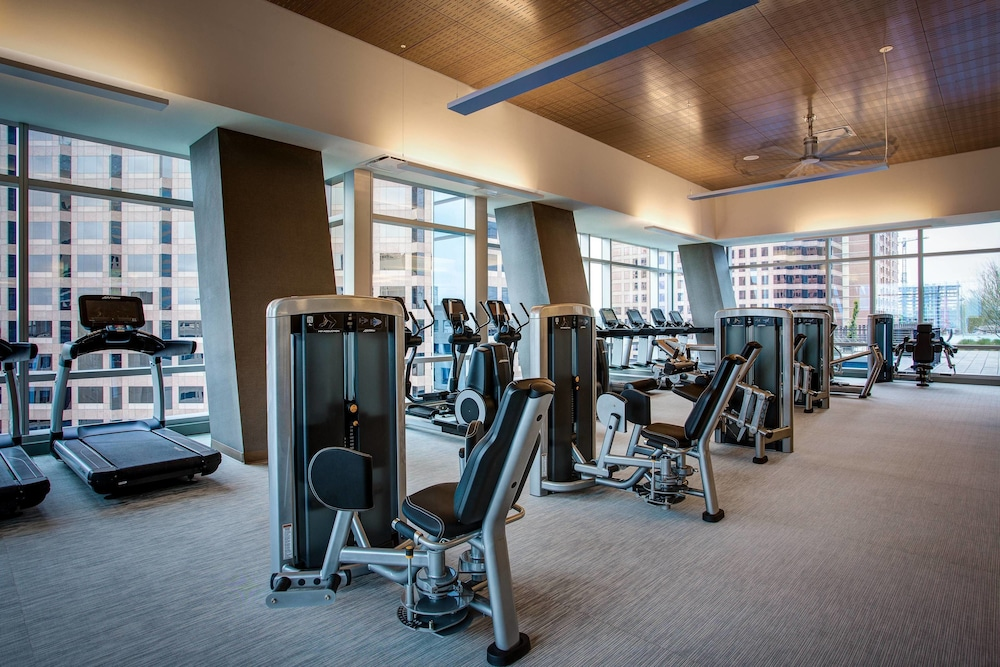 Fitness Facility, JW Marriott Austin