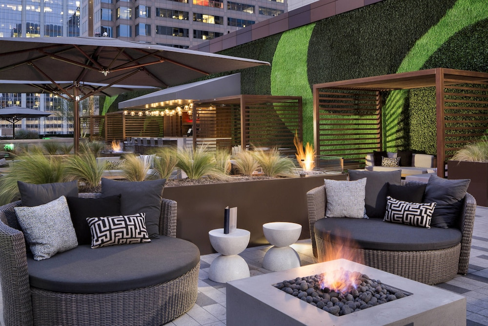 Terrace/Patio, JW Marriott Austin