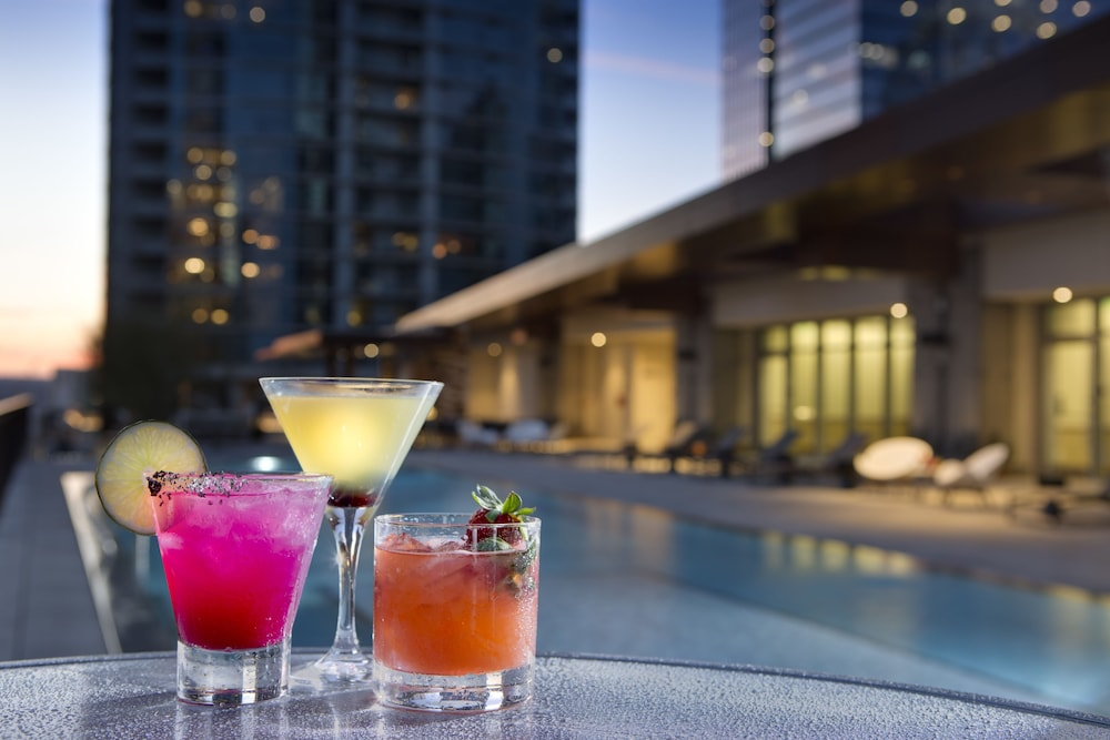 Rooftop Pool, JW Marriott Austin