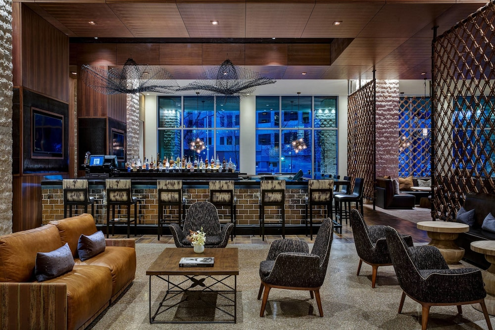 Restaurant, JW Marriott Austin