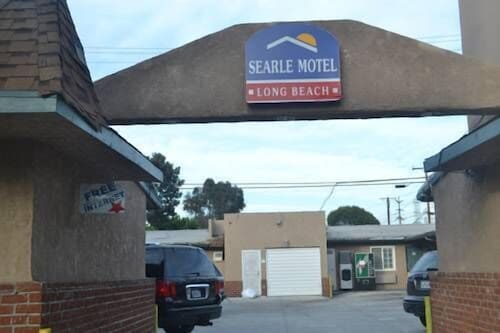 Great Place to stay Searle Motel near Long Beach