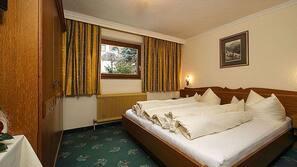 Daunenbettdecken, Zimmersafe, individuell eingerichtet, kostenloses WLAN