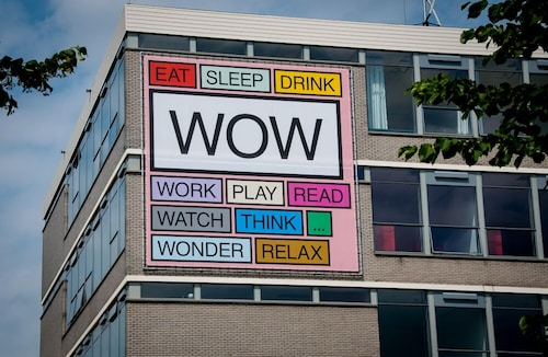 WOW Hostel Amsterdam