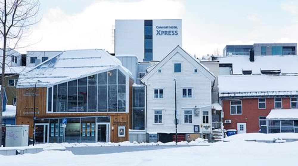 Front of Property, Comfort Hotel Xpress Tromso