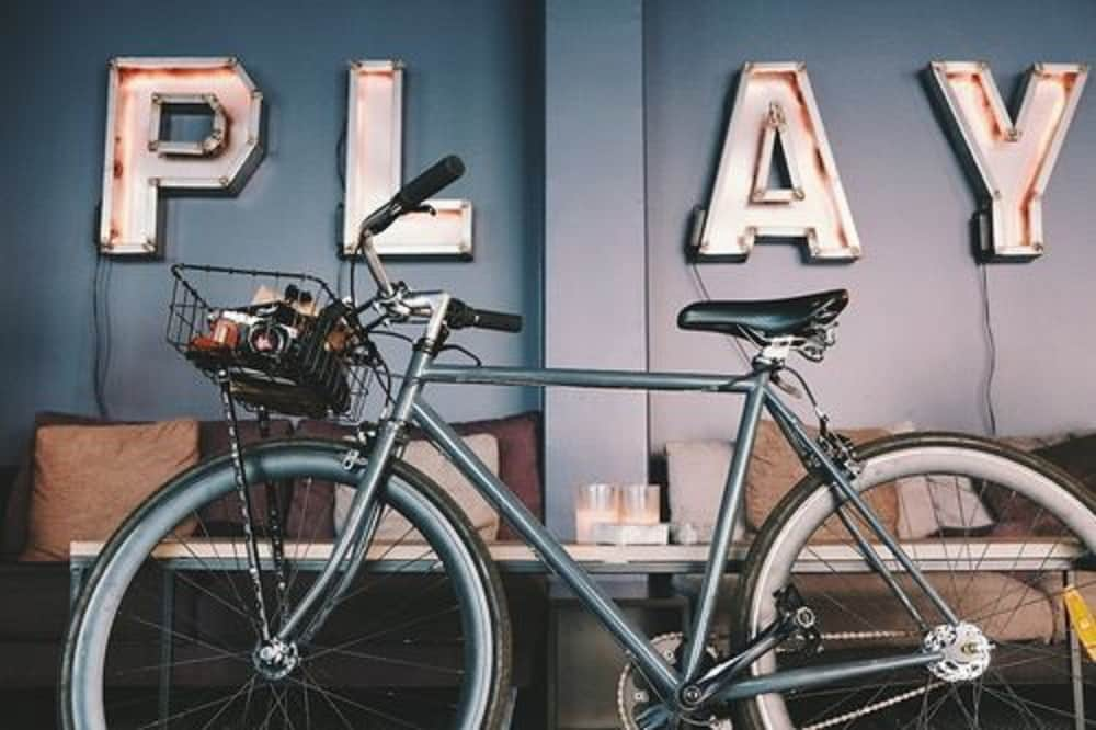 Bicycling, Comfort Hotel Xpress Tromso