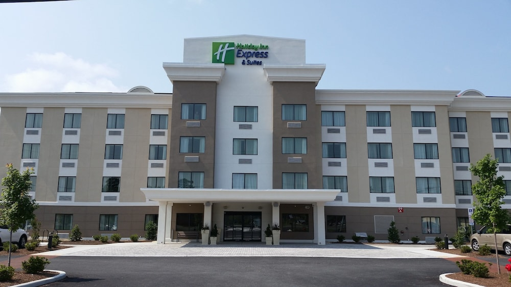 Exterior, Holiday Inn Express & Suites West Ocean City