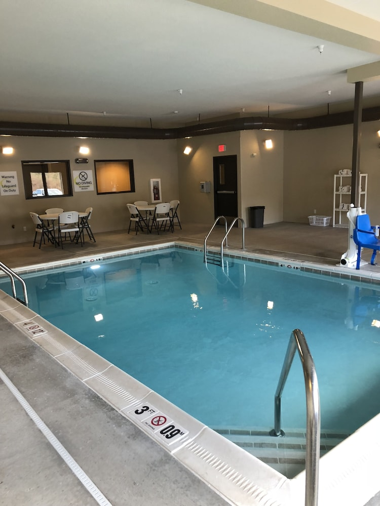 Indoor Pool, Best Western Roosevelt Place Hotel