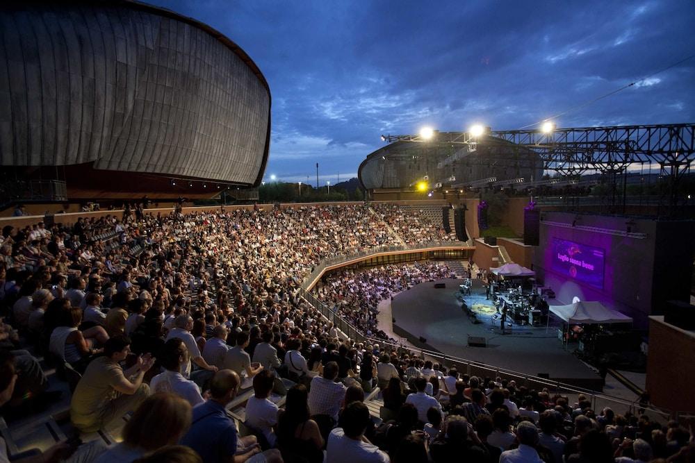 Baños Roma Obra De Teatro:Auditorium Parco Della Musical Rome