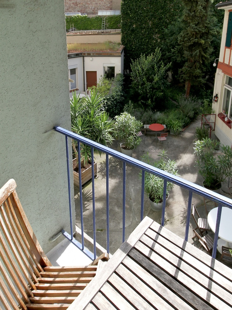 Terrace/Patio, Apartments Spalenring10