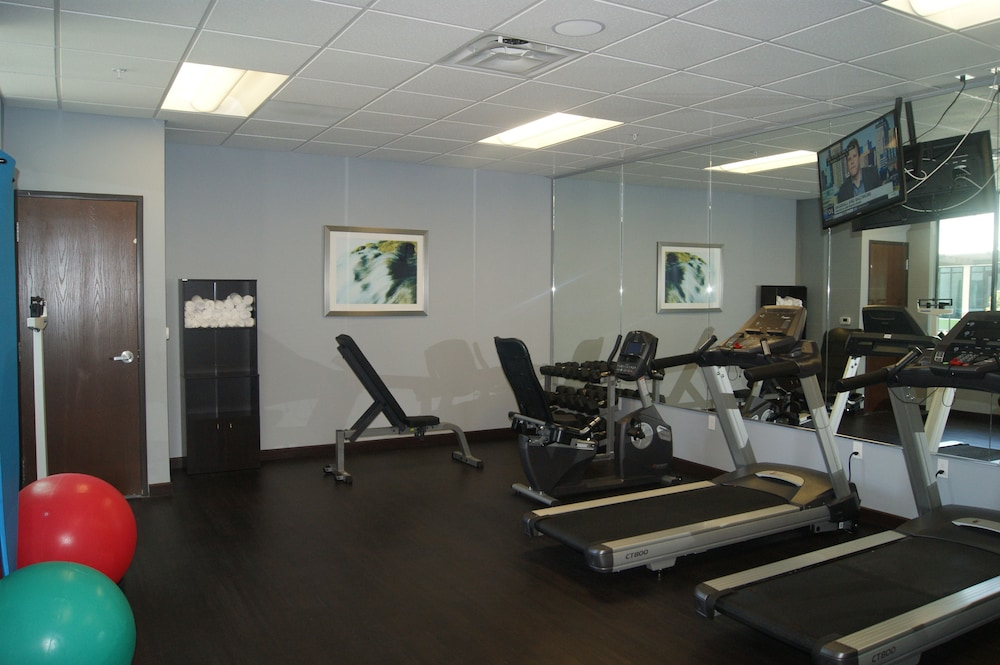 Fitness Facility, Holiday Inn Carlsbad