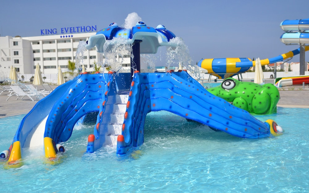 Water Park, King Evelthon Beach Hotel & Resort