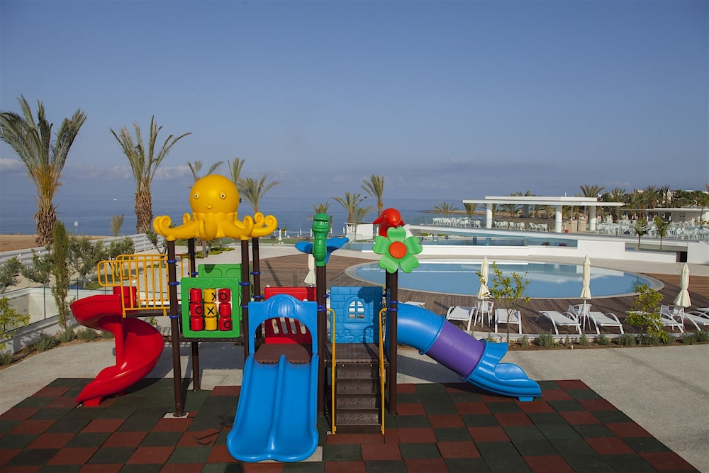 Children's Play Area - Outdoor, King Evelthon Beach Hotel & Resort