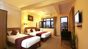 2 개의 침실, 객실 내 금고, 책상, 무료 WiFi