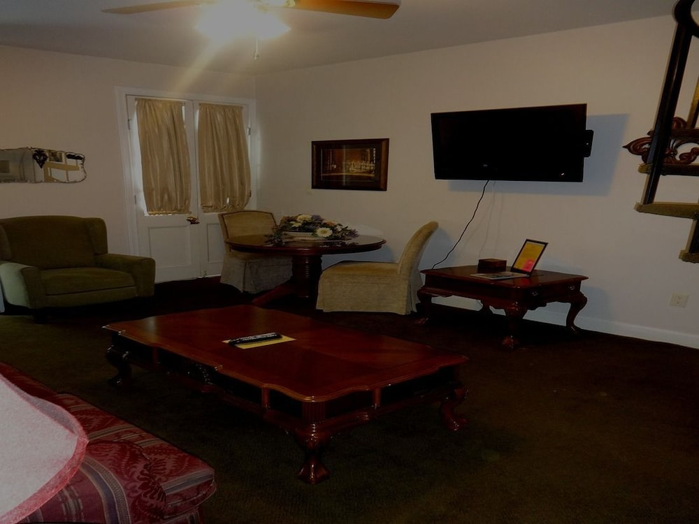 Living Room, Jean Lafitte House