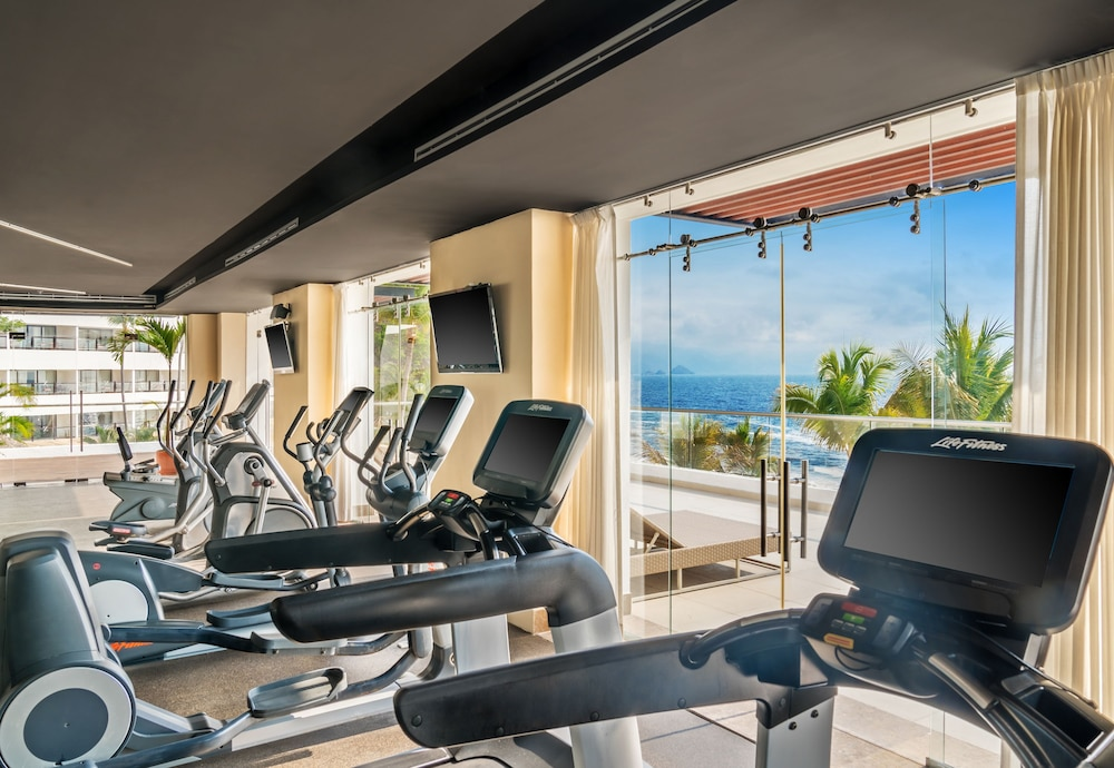 Gym, Hyatt Ziva Puerto Vallarta - All Inclusive