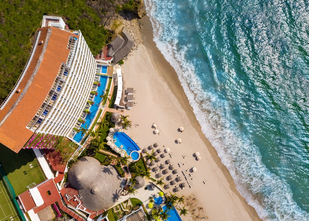 Aerial View, Hyatt Ziva Puerto Vallarta - All Inclusive