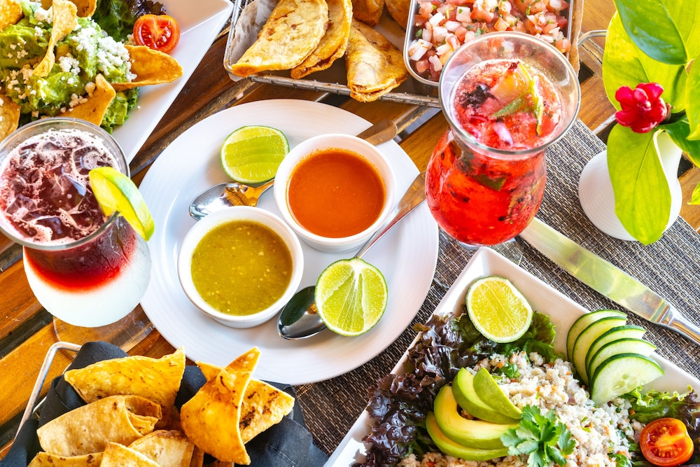 Food and Drink, Hyatt Ziva Puerto Vallarta - All Inclusive