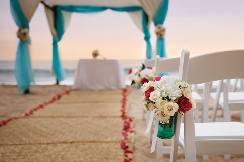 Outdoor Wedding Area, Hyatt Ziva Puerto Vallarta - All Inclusive