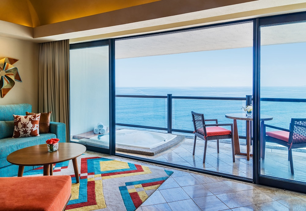 Living Room, Hyatt Ziva Puerto Vallarta - All Inclusive