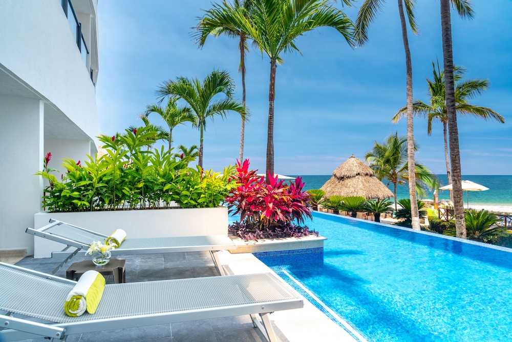 Private Pool, Hyatt Ziva Puerto Vallarta - All Inclusive