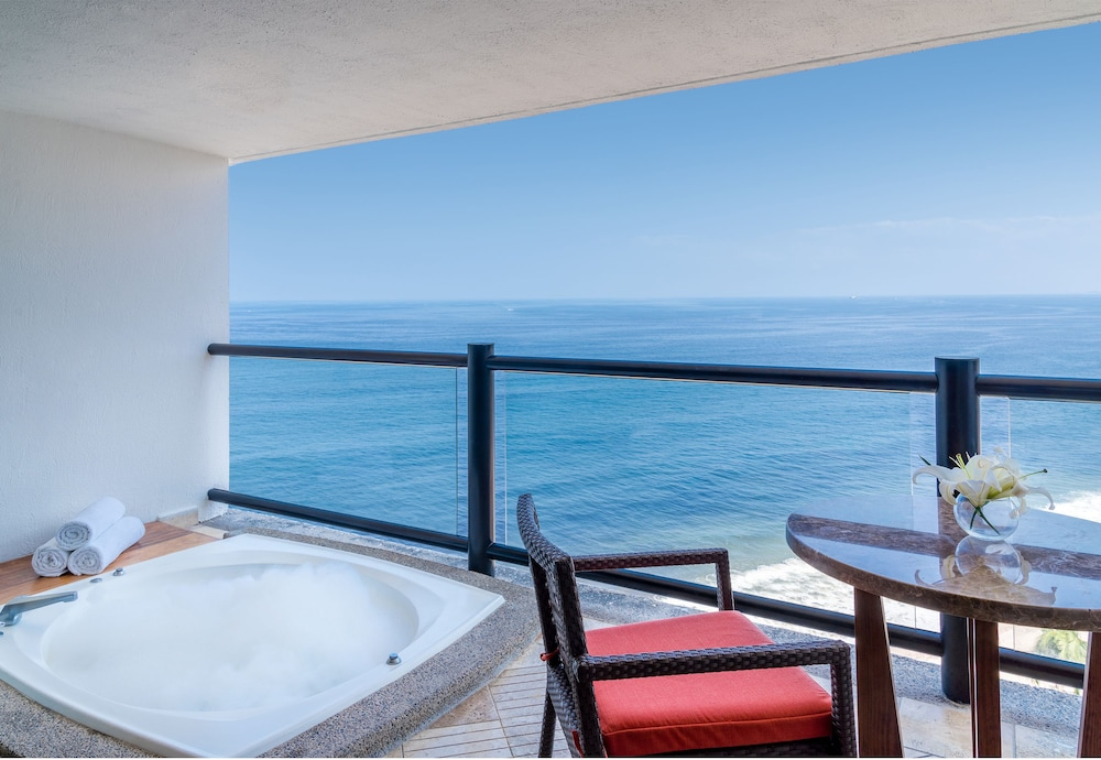 Balcony, Hyatt Ziva Puerto Vallarta - All Inclusive