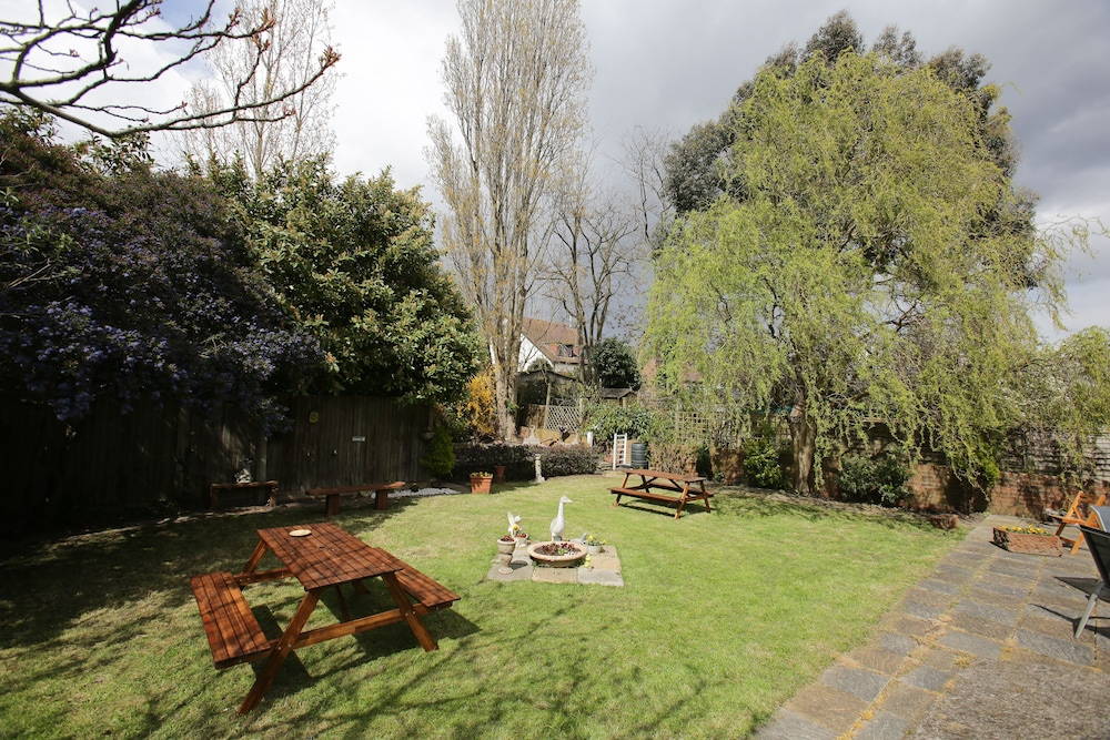 Garden, Manor House London