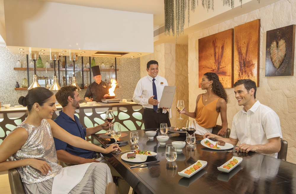 Dining, Hideaway at Royalton Riviera Cancun Adults Only - All Inclusive