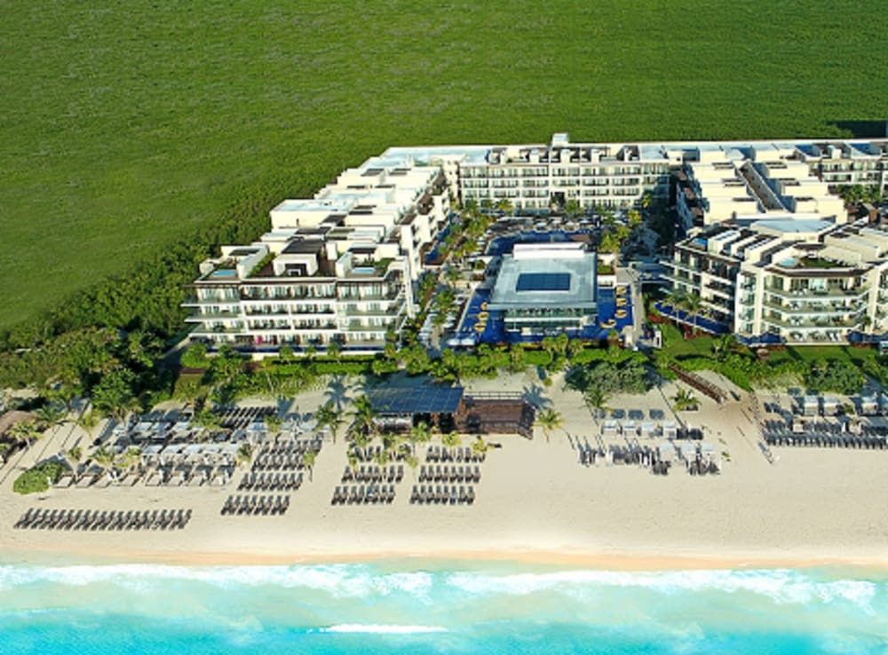View from Room, Hideaway at Royalton Riviera Cancun Adults Only - All Inclusive