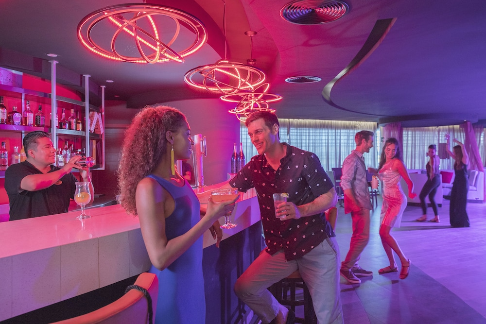 Nightclub, Hideaway at Royalton Riviera Cancun Adults Only - All Inclusive