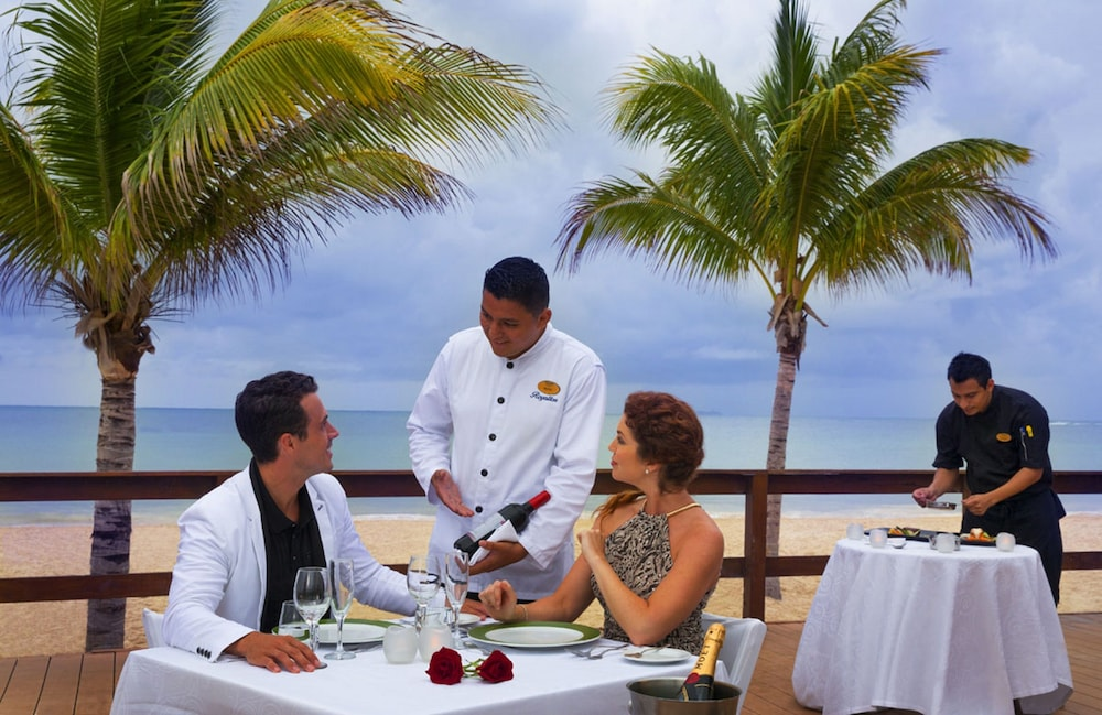 Restaurant, Hideaway at Royalton Riviera Cancun Adults Only - All Inclusive