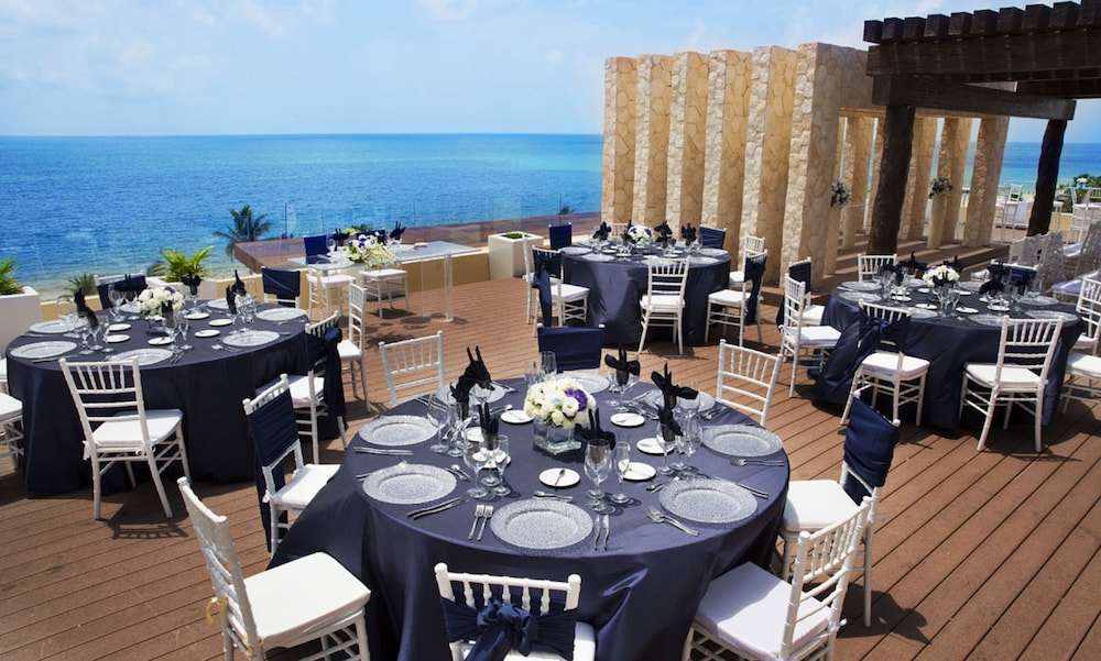 Outdoor Banquet Area, Hideaway at Royalton Riviera Cancun Adults Only - All Inclusive