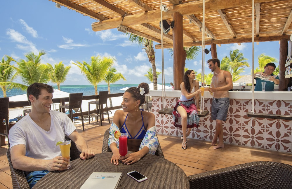 Bar, Hideaway at Royalton Riviera Cancun Adults Only - All Inclusive
