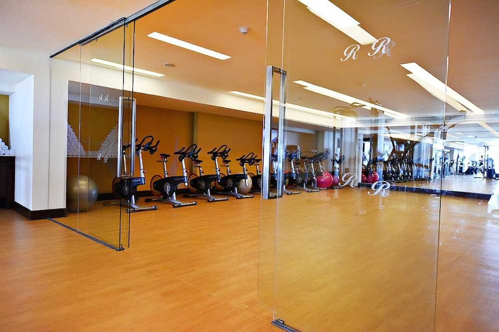 Gym, Hideaway at Royalton Riviera Cancun Adults Only - All Inclusive