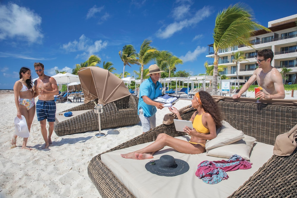 Beach, Hideaway at Royalton Riviera Cancun Adults Only - All Inclusive