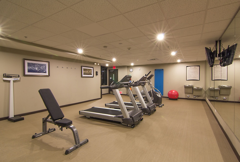 Fitness Facility, Staybridge Suites Carlsbad