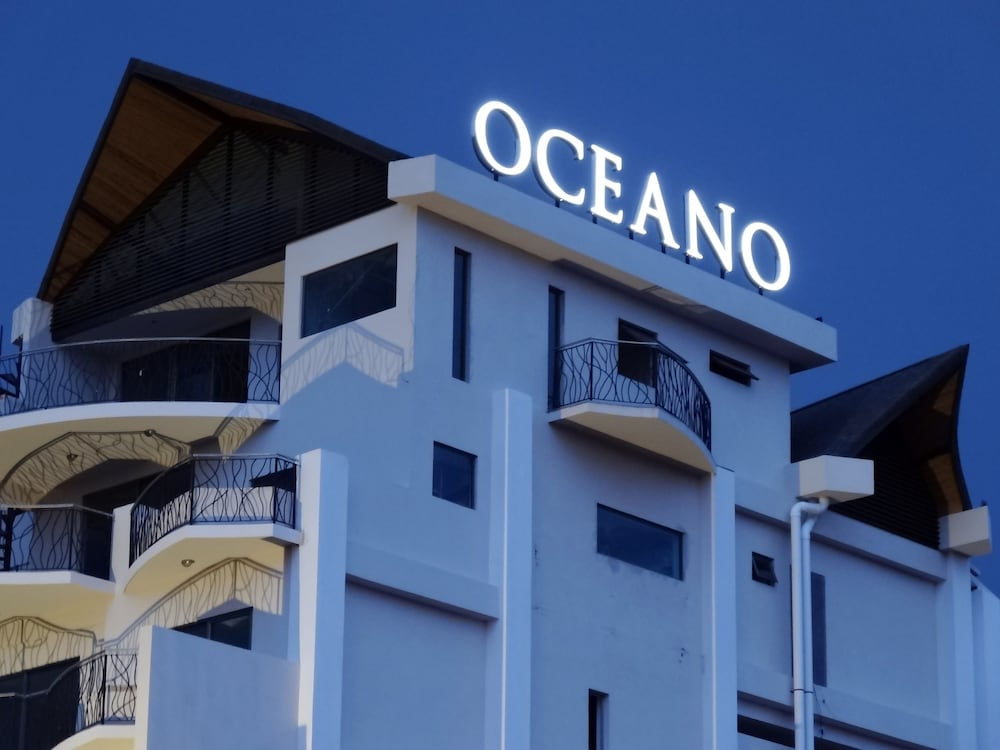 Front of Property - Evening/Night, Oceano Boutique Hotel & Gallery