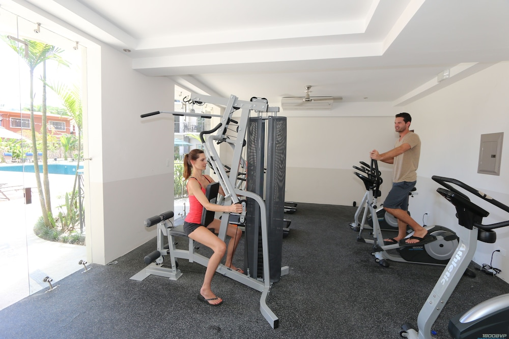 Fitness Facility, Oceano Boutique Hotel & Gallery