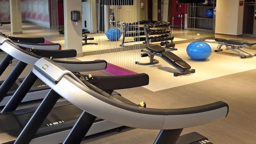 Fitness Facility, Crowne Plaza Panama Airport