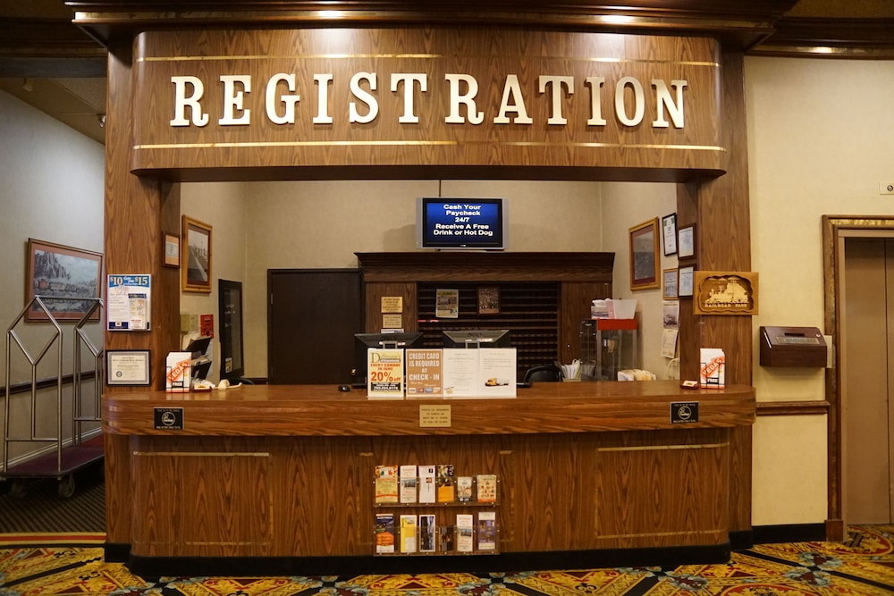 Railroad Pass Hotel And Casino Reviews