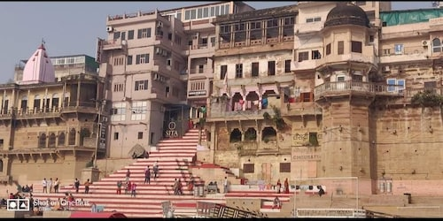 Hotel Sita(place on heritage ghats of benaras)